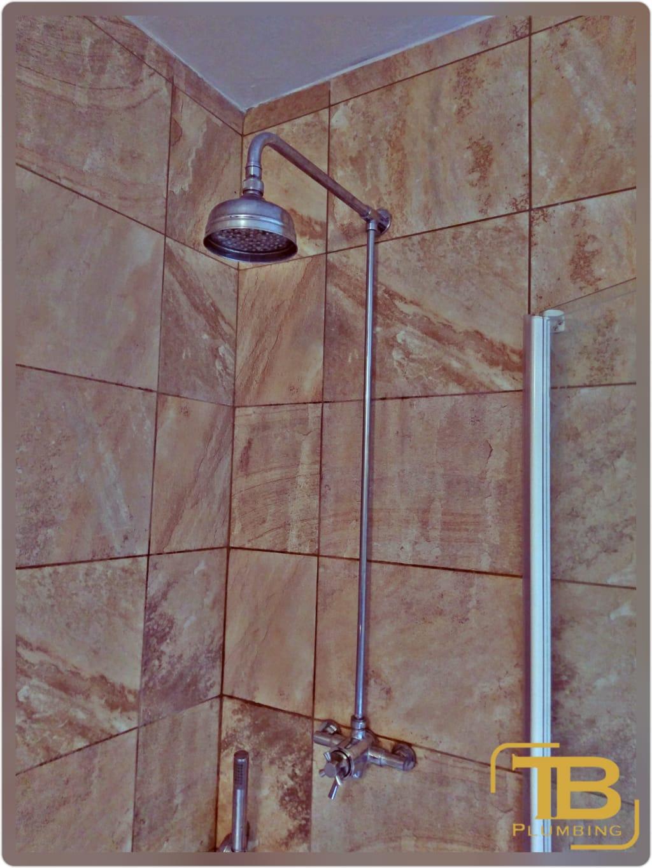 Shower & Bath Tap Installation