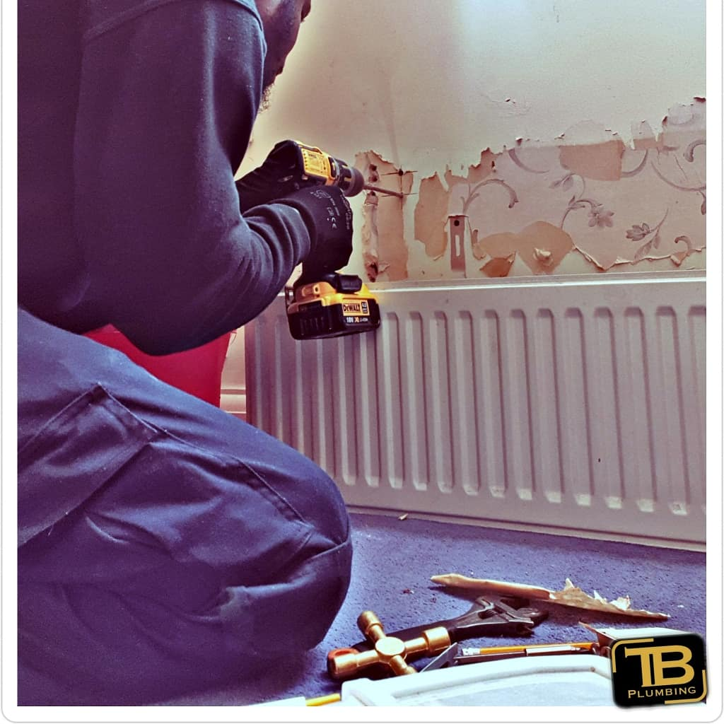 Central Heating Renovation